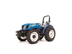 Lean & Mean New Holland WORKMASTER™ Tractors Feature New Look, New Tier 4B Engines, Same Great Value