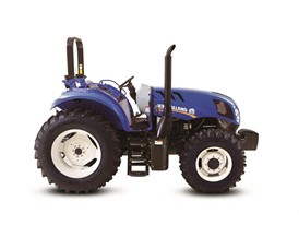New Holland's TS6 Series tractors