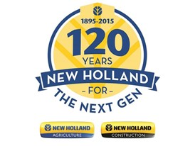 New Holland Celebrates 120th Anniversary with Focus on Innovation and Entrepreneurship