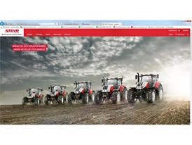 NOW NEW: WWW.STEYR-TRAKTOREN.COM