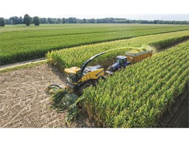 New Holland FR Forage Cruiser Delivers Leading Chopping Performance and Efficiency