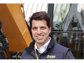 Gaston Le Chevalier, CASE Product Marketing Manager for mini excavators