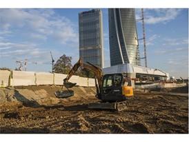 CASE CX57C Mini Excavator