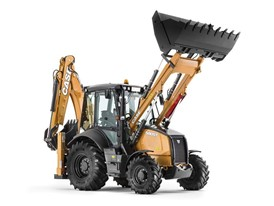 CASE 580ST Backhoe Loader