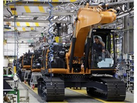San Mauro Manufacturing Plant