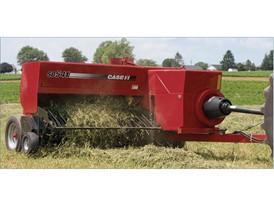SB 541 baling hay