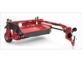 Disc Mower Conditioner, Studio Image