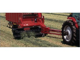 Pull-Type Forage Harvester FHX300