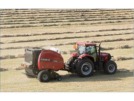 RB Variable Chamber Round Balers