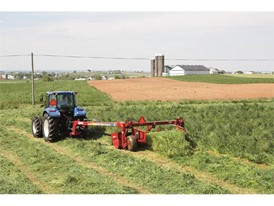 Discbine Mower Conditioner