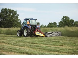 New Holland Heavy-Duty Disc Mower