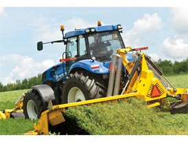New Holland Megacutter Disc Mower Conditioner