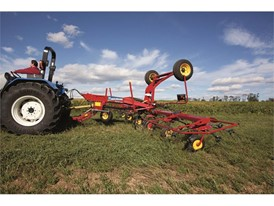 New Holland ProTed™ Rotary Tedders