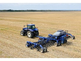 New Holland Air Disk Drill