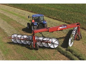 Heavy Duty Wheel Rakes