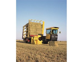 New Holland Stack Cruiser, Self Propelled Bale Wagon