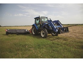 New Holland Launches Upgraded T4.75 PowerStar™:  Improved Performance and Reduced Fuel Consumption