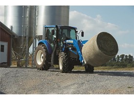 T4.110 New Holland Tractor
