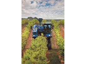 9090X Grape Harvester