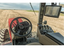 ElectriSteer assisted steering is a quick, easy and affordable way for producers to realize the benefits of autoguidance