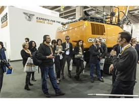 CASE's brand-new range of C Series mini excavators will debut at Samoter