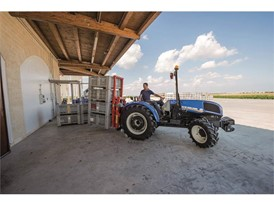 New Holland TD4F is perfect for jobs around the farm yard or out in the field
