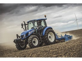 The new T5 conducting tillage activities