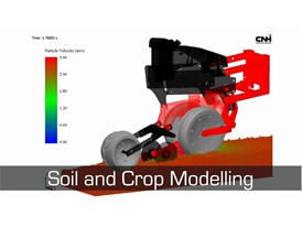 Soil and Crop modelling simulation