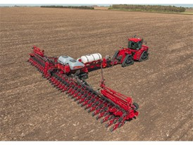 The new 2160 Early Riser® planter features the optional Rowtrac™ Carrier System