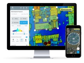 Advanced New Holland PLM, Precision Land Management Devices