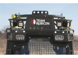 Team Rubicon Edition Skid Steer Roof Rack