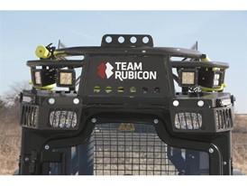 Team Rubicon Edition Skid Steer Roof Rack