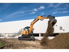 CASE Mini Excavator CX60C