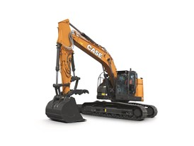 CASE CX245D SR Minimum-Swing Excavator