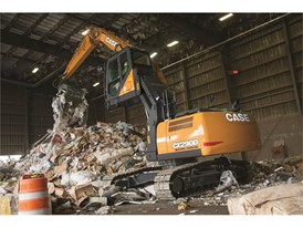 CASE CX290D crawler excavators