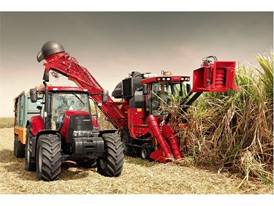 Case IH Austoft Sugar Cane Harvester