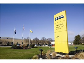 New Holland Haytools Plant