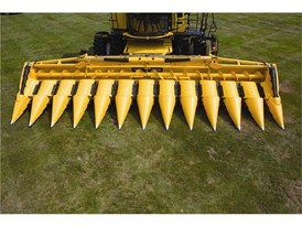 The 12 Row Corn Rower Header