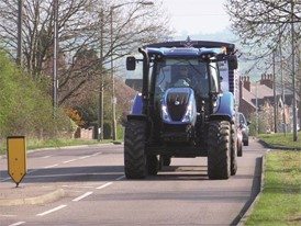 Blue Force Tractor Club is undertaking a Coastline Tractor Challenge around the UK and Ireland to celebrate 100 years