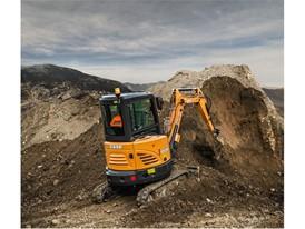 CASE CX26C Mini-Excavator