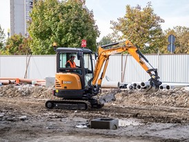 CASE CX26C Mini-Excavator