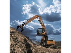 CASE CX290D MH Crawler Excavator