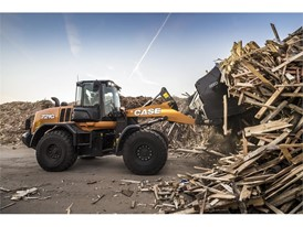 CASE 721G Wheel Loader