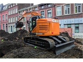 CASE CX245D SR excavator