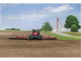 Tiger-Mate 255 field cultivator and Steiger 500