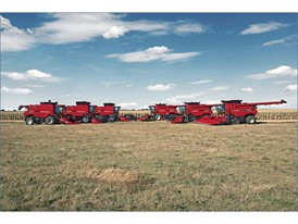 Axial-Flow 40 Series Combine Family