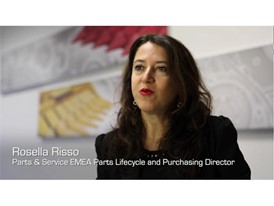 Rosella Risso Parts & Service EMEA - Parts Lifecycle and Purchasing Director