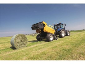 New Holland RollBaler 125