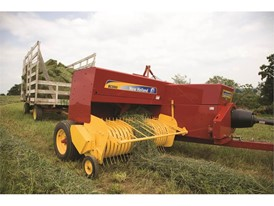 New Holland BC5060 Square Baler