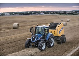 New Holland T5 120 Tier 4B